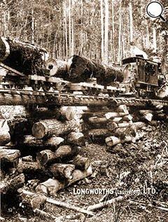 The Longworths steam engine