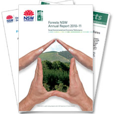 Forests NSW Publications