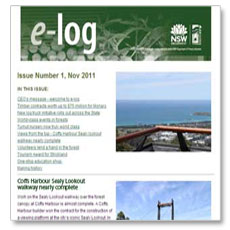Forests NSW Newsletters