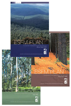 Environmental Sustainability Management Plan covers