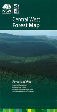 Forest Map - Central West cover