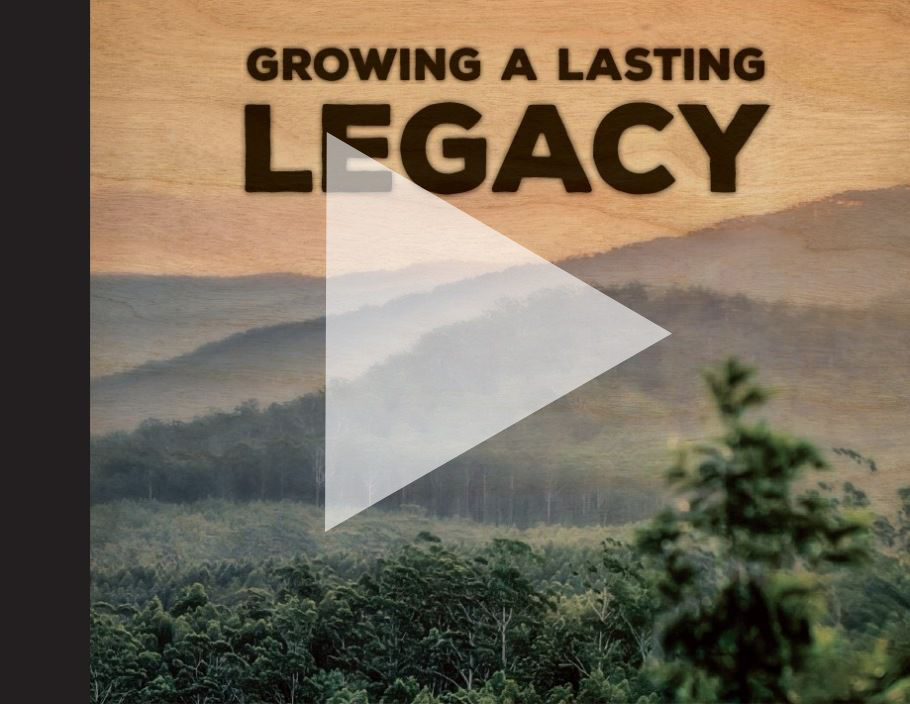 Growing a legacy history publication
